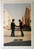Pink Floyd - 'Wish You Were Here' Postcard